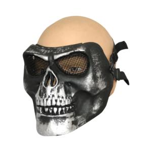 Hardshell Face Mask Skull