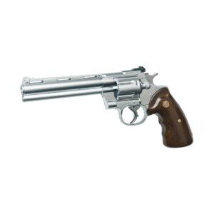 Revolver R-357 GNB - silver
