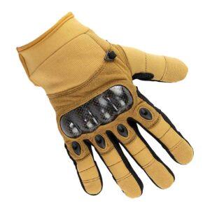 Elite gloves coyote