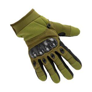 Elite gloves green