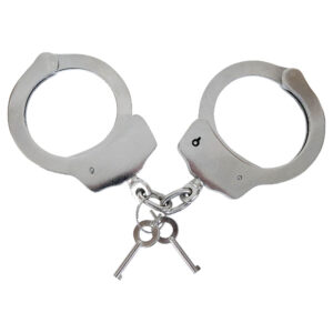 Heavy-Duty Handcuffs