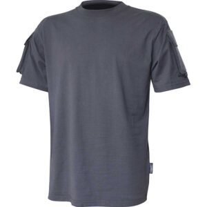 Tactical T-Shirt titanium