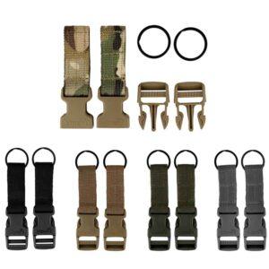 VX BuckleUp Clip Set